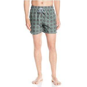 Retromarine mosaic volley swim trunk size L